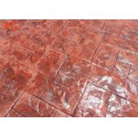 China Smooth Finish Water Based Concrete Sealer Non Yellowing With Polymers on sale