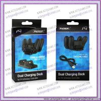 PS4 Wireless Controller Dual Charging Dock PS4 game accessory Manufactures