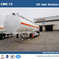 42000 liters fuel tanker trailer with tri-axles Manufactures