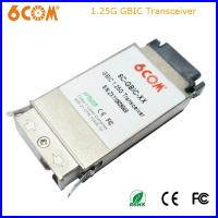 China Sun 370-4379 GBIC Transceiver Module , 1.25G Optic Transceiver on sale
