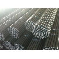 Cold Drawn Seamless Round Steel Tubing With Black Painted Surface Manufactures