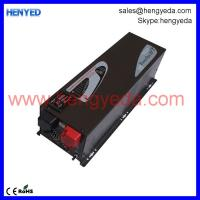 China 5000W Low Frequency 12/24/48v to 120/220v dc ac pure sine wave power inverter on sale