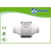 China Silent  Inline Duct Fan 4 mixed-flow for residential ventilation on sale