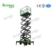 China 1000Kg Load Mobile Elevated Lift Platform for Shopping Mall on sale