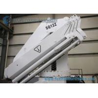 China High Performance Knuckle Fold Arm Crane Mounted Truck 12 Ton Trucks on sale