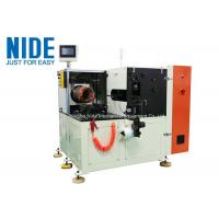 Horizontal Single side stator Lacing Machine for Industrial Big electric motor coil lacer Manufactures