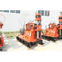 Portable Core Drilling Rig Hole Depth 1000m For Petroleum Natural Gas Manufactures
