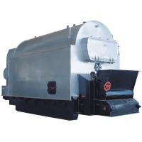 Environmental 8 t/h Industrial Steam Boilers Coal Fired for Petrochemical Manufactures