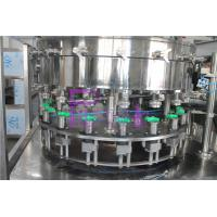 Automatic 2 in 1 Can Filling Line Carbonated Drink Can Filler And Sealer Machine Manufactures