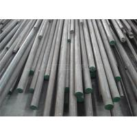 ASTM AISI Stainless Steel Solid Bar / Round Peeling Light Cold Drawn Steel Bar Manufactures