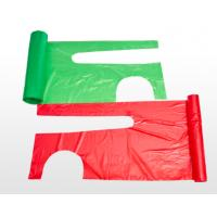 PE LDPE HDPE Disposable Plastic Aprons Roll With Textured / Smooth Surface Manufactures