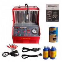 China Ultrasonic Tester Fuel Injector Cleaner Machine For BMW / Volkswagen / Benz on sale