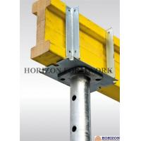 Q235 Steel Steel Formwork System Four - Way Fork Head Supporting H20 Beams Manufactures