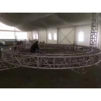 China Heavy Duty Aluminum Roof Truss System WIth PVC Material Roof Tent on sale