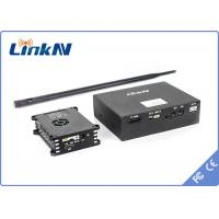 Buy cheap 2-8MHz TTL / RS232 / RS485 2.4G NLOS LOS COFDM Transmitter With Narrow Bandwidth from wholesalers