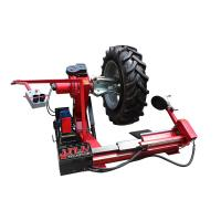 Hydraulic System Truck Tyre Changing Equipment Max.Wheel Diameter 1600mm Manufactures