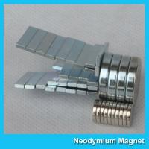 N52 N42 Industrial Neodymium NdFeb Rare Earth Flat Disc Magnet Manufactures