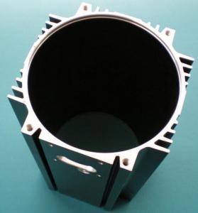 China Customized Elevator Spare Parts Aluminium Alloy Motor Housing / Shell on sale
