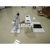 Aluminum Alloy Table Metal Laser Marking Machine Manufactures