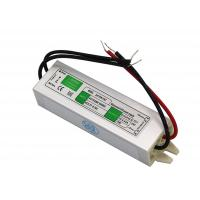 """CE 1.5A Output Current Led Power Supply 15W 36"""" AC Side For Channel Letter Manufactures"""