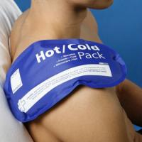 China Touch Gel Cooling Beads Hot Cold Gel Pack For Medical Compress on sale
