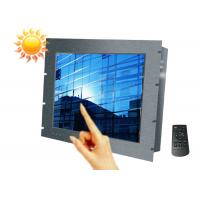High Bright 12.1 Inch Marine Lcd Display , Metal Shell Industrial Lcd Monitor Manufactures
