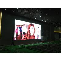 Electronic Stage LED Full Color Display , Full Color LED Signs 3528 Encapsulation Manufactures