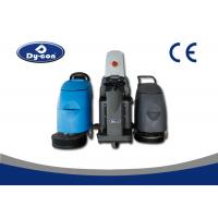 Solution Tank Electric Floor Scrubbers Machine With Emergency Stop Protection Manufactures