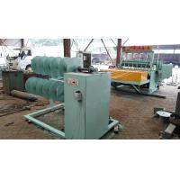 China Building Wire Mesh Making Machine , Fence Mesh Welding Machine ISO CE Certificate on sale