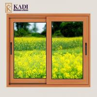 Aluminum Sliding Window Manufacturer From China Model: 80 Manufactures