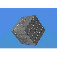 Strong sintered N52 Neodymiun Magnets Strong Permanent Magnets NdFeB magnets Manufactures