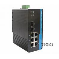 10 / 100 / 1000m Optical Ethernet Switch FCC Part 15 , POE Ethernet Switch Manufactures