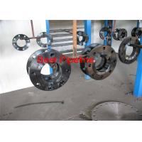 Weld Neck Forged Steel Flanges 300LBS Pressure Withstand Higher Temperature Manufactures