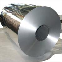 Bright Plain Mill Finished Aluminum Foil Roll 8011 For Air Conditioner Manufactures