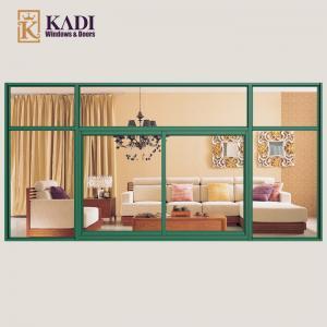 High Quality Residential Aluminium Sliding Window Model: 72 Manufactures