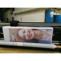 China Polyester Digital Fabric Printing Machine Cloth Printing Machine With Three Epson 4720 Heads on sale