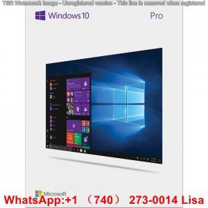 Microsoft Windows Product Key Windows 10 Pro Retail Box 2 GB RAM 64 Bit 1 GHz Code Number 03307 Manufactures