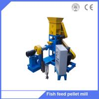 China Super Quality Floating Fish Feed Pellet Machine Small Feed Pellet Machine on sale