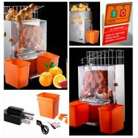 Buy cheap Healthy and Fresh Commercial Orange Juicer Machine 120W With Metal Gears from wholesalers