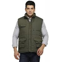 Fashion Body Warmer Vest Tear Resistance Waterproof For Industrial Worker Manufactures