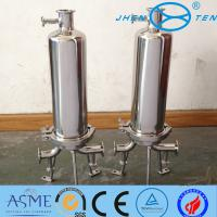 High Pressure ss316 Stainless Steel Water Tanks Mirror Matt CE Manufactures