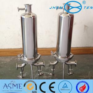 High Pressure ss316 Stainless Steel Water Tanks Mirror Matt CE Manufactures
