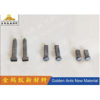 Recycling Use Tungsten Carbide Bar / Customized Cemented Carbide Rods Manufactures