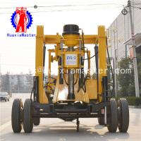 XYX-3 full hydraulic water well drilling rig drilling rig / portable digging machines / borehole drilling machine Manufactures