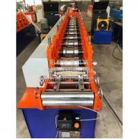 China YC 122-16 Steel Roller Shutter Door Roll Forming Machine on sale