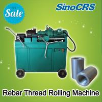 China rebar thread rolling machine,rebar threading machine,rebar paralleled threading machine on sale