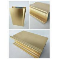 Rectangle Decorative Anodized Aluminum Profiles Corrosion Resistance Manufactures
