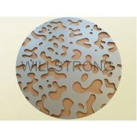 RAL Color Corrosion Resistance Aluminum Ceiling Panels Fluorine Carbon Spraying Manufactures