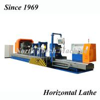 Industrial Heavy Duty Lathe Machine With Milling Functions For Sugar Cylinder Manufactures