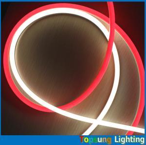 mini size led neon light 8.5*17mm waterproof IP65 pink neon flex led light Manufactures